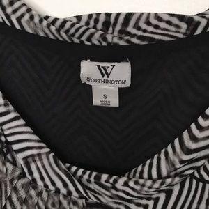 Worthington Tops - Worthington sleeveless top